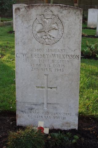 Cecil William Kelsey-Wilkinson
