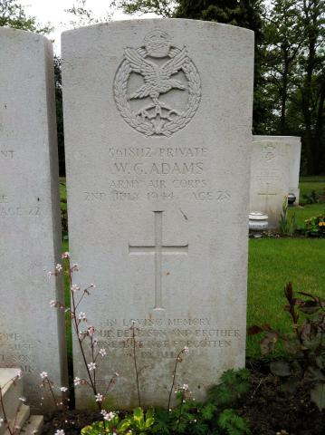 William G Adams