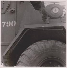 GMC Armoured Truck. 1945.