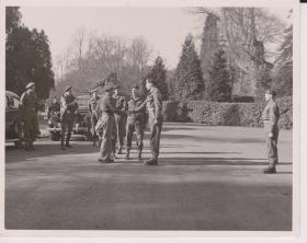 AFDC VIP Visits, March-May 1944