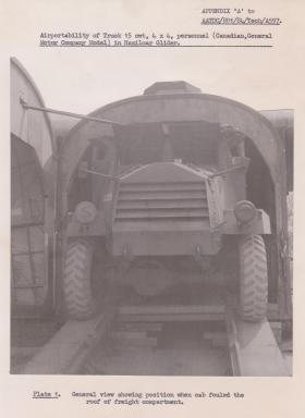GMC Armoured Truck and Hamilcar Glider.