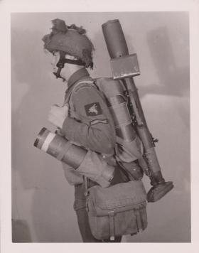 PIAT Trials. AFDC, 1944.