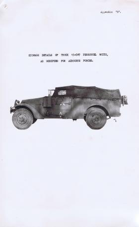 M3 White Scout Car. AFDC, 1945.
