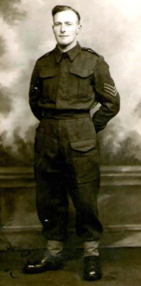 Sgt Bryan Quinn. 11th January 1942.