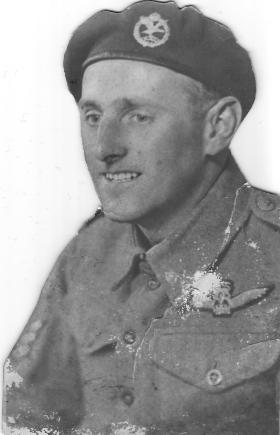 Staff Sergeant William Goodwin