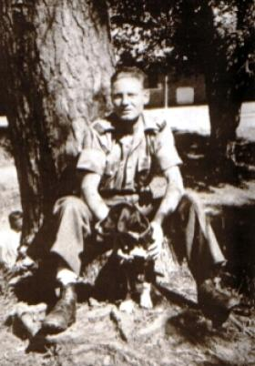 William John Thompson. B coy, 12th (Yorkshire) Parachute Battalion.