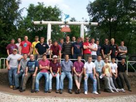 12 (Novia Scotia) HQ & Sp Sqn. Arnhem, 2009.