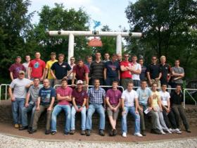 12 (Novia Scotia) HQ & Sp Sqn. Arnhem, 2009.