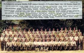 23 PFA. Lille Barracks, 1976.
