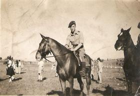 B Coy, 6th (Royal Welch) Battalion. Palestine, 1946.
