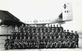 RAF Abingdon, 1955.