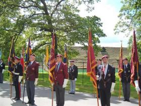 PRA Standard Bearers. Nostell Priory, date unknown.