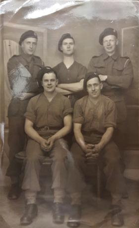 Maison Carree, Algiers. November, 1942.