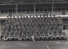 Patrol Coy, 2 PARA. Borneo, 1965.
