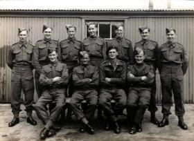 1st Parachute Battalion. June, 1942.