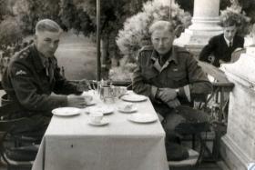 Noel Brady (Left), Date unknown.