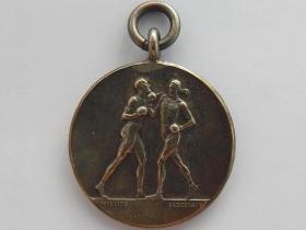Boxing medal 1 Para