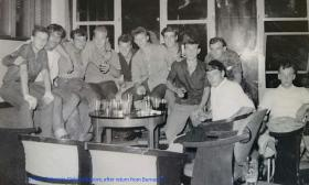 2 Para at Britannia Club Singapore 1965