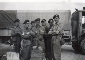 Men of 3 PARA in Canal Zone 1952