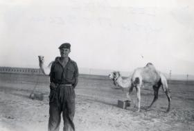pte l white in canal zone 1952