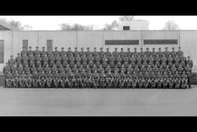 16 Para Brigade Queens Review Guard, Aldershot,1967.