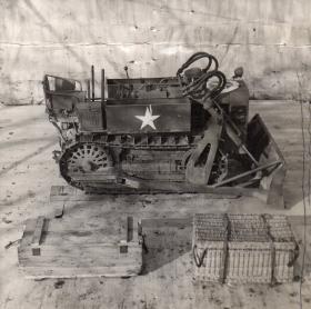 Clark Mk 5 Crawler tractor