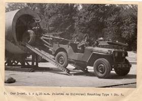 Loading Polsten with Jeep