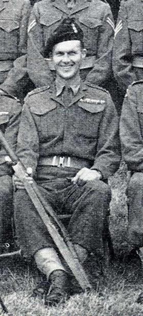 Major L J Paddy Deacon