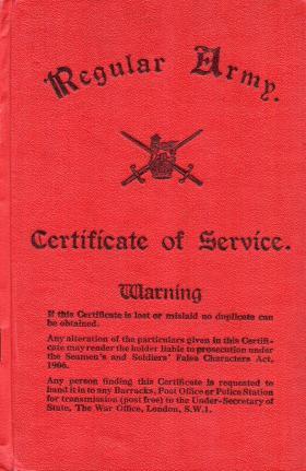 Certificate of service for pte aj hose