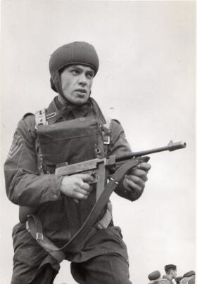 Thompson Machine carbine