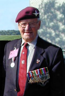 William Gordon in Arnhem 2004