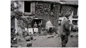 Le Mensil farm, normandy 1944