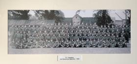 B Coy 3rd Parachute Battalion 1944, before Arnhem