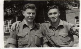 Depot Aldershot 1955