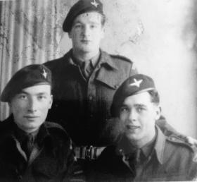 Members of 7th (Light) Parachute Bn