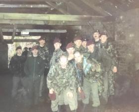 Recce Platoon, Germany 1986