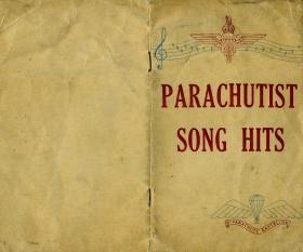 Parachutist Song Hits, 9th Parachute Battalion, 1946