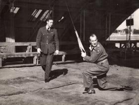 RAF Ringway 28 August 1945