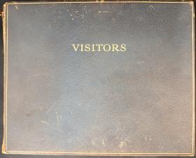 PTS Ringway Visitors Book