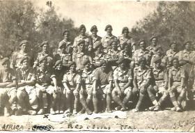 11 Pln C Coy 4 PARA, c.1943
