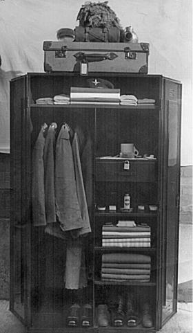 1960s Locker