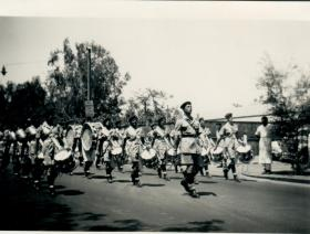 2 Para Band Arnhem Day Moascar Egypt 1954