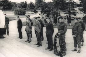 Armistice Day 1948 Memorial Park, Coventry