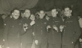 Corporals Christmas dance 1957