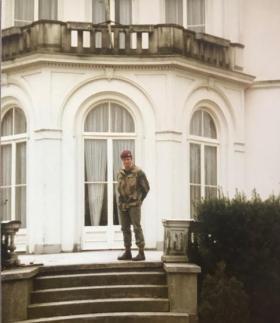 Peter Dobbs, Hartenstein Hotel 1977