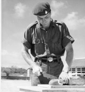 Cpl McEvoy Op Sheepskin, Anguila 1969