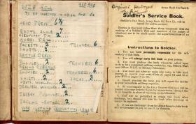 Service Book for Maurice H Smith