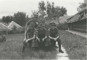 Kluang Malaya 1963