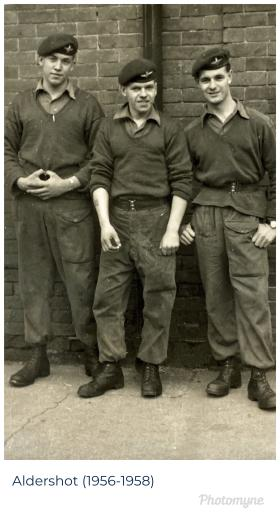 Aldershot 1956