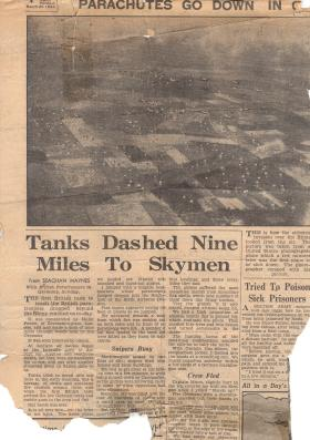 Daily Herald 26 March 1945